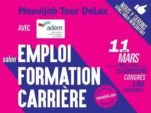 AtHome Group Au Moovijob Tour Luxembourg